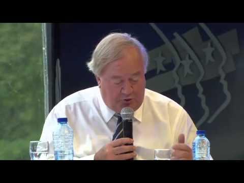 Denis Kessler - Fable La Fontaine // MEDEF 2014