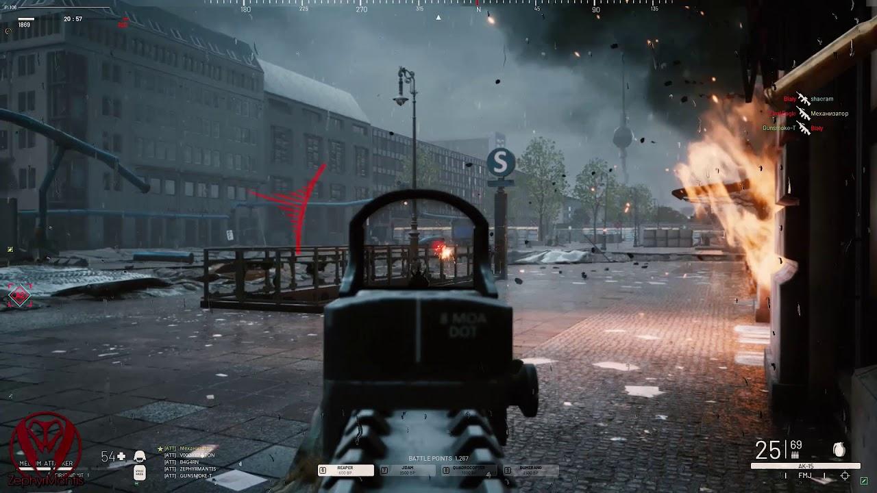 World War 3 Pc Gameplay 1080p Hd Max Settings Youtube