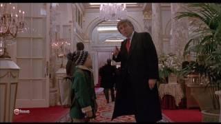 Маколей Калкин и Дональд Трамп (ОДИН ДОМА 2) 1080p