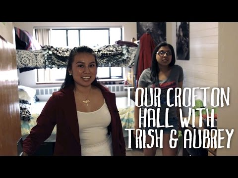 Residence Hall Tours At Fort Lewis College: Crofton Hall
