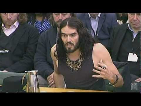Russell Brand - 2012-04-24 - Committee on Addiction (complete)