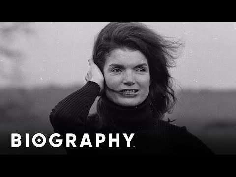 a look at the biography of jacqueline kennedy onassis Commentary and archival information about jacqueline kennedy onassis from  the new york  in a new biography of the bouvier women, jealousies rule.