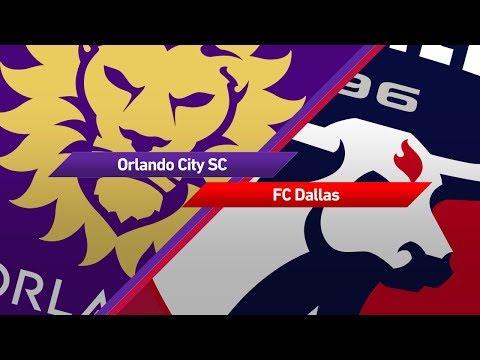 Highlights: Orlando City vs. FC Dallas   September 30, 2017