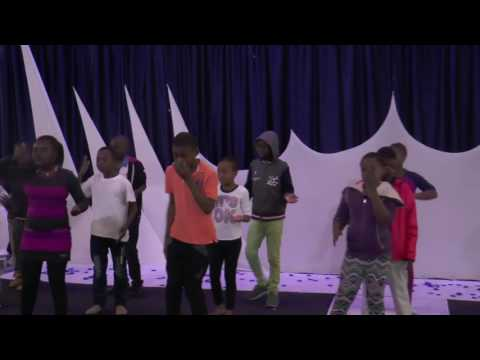 EL SHADDAI WORLD MINISTRIES PRESENTS KIDS MINISTRY