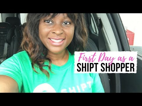 My First Day as a Shipt Shopper | Tips & Takeaways for New