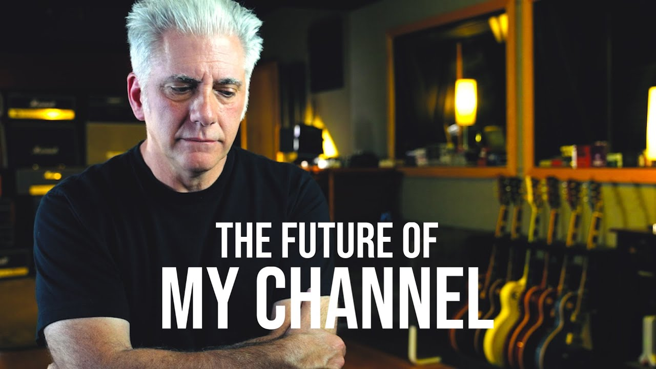 The Future of This Channel