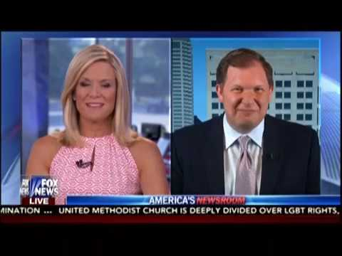 Pete Seat on Fox News Channel Discussing Mike Pence
