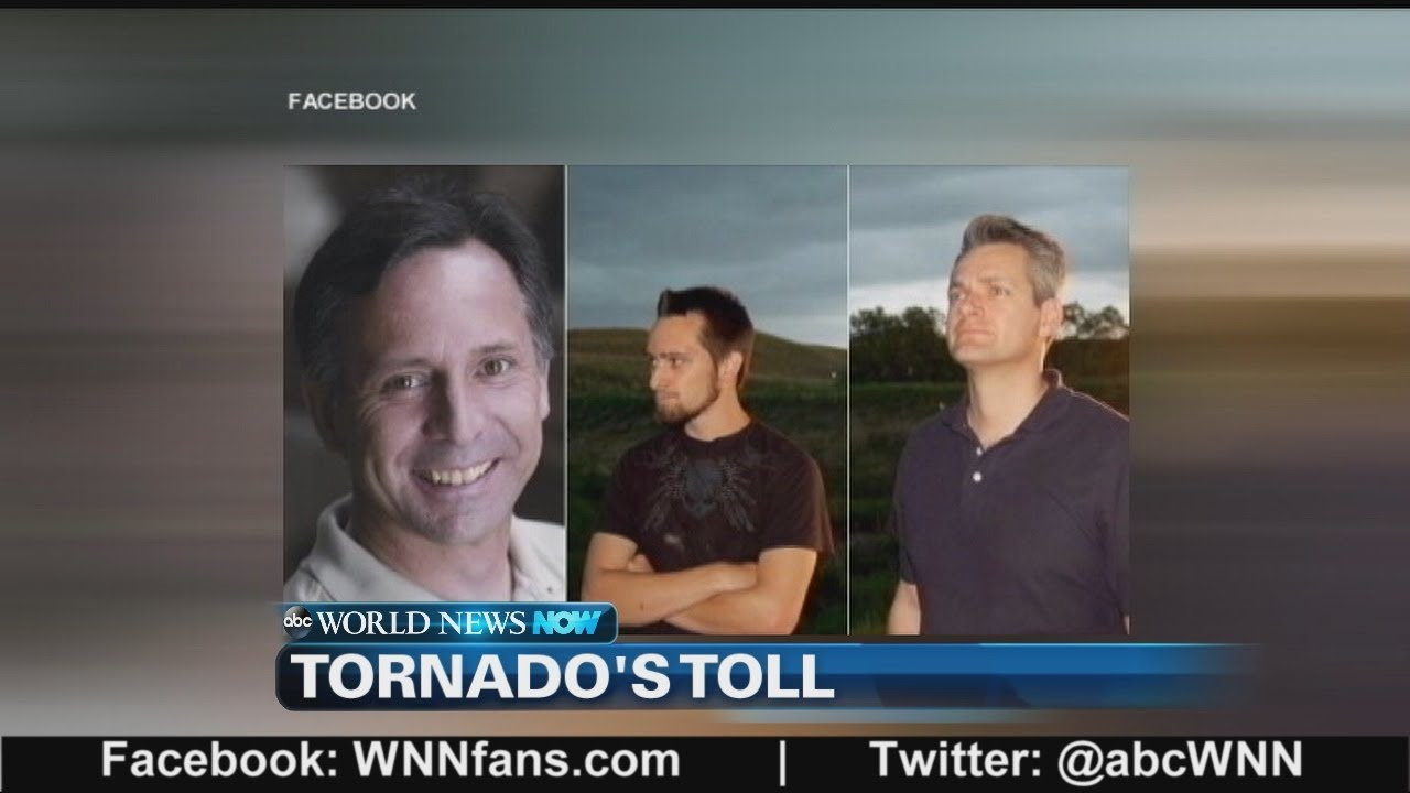 3 Storm Chasers Killed in Oklahoma Tornadoes