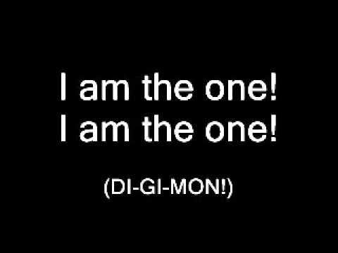 Digimon Frontier English Lyrics
