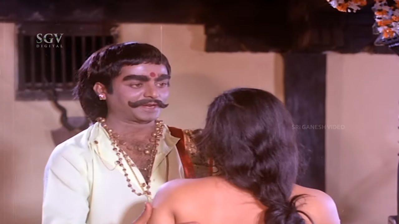 Download Sundar Krishna Urs Magic On Women Scenes | Etu Eduretu Kannada Movie