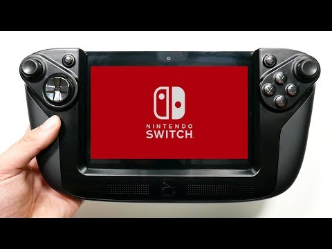 Unboxing FAKE Nintendo Switch That's Trying To Sue Nintendo