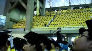 Wisuda Universitas Indonesia 2010 - Selamat Datang Pahlawan Muda-