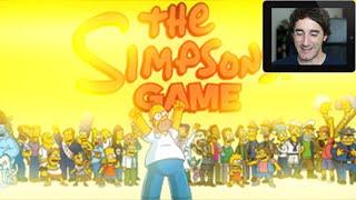 LOS SIMPSON!! Los Simpson Springfield - [LuzuGames]