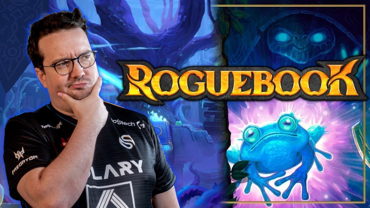 JE TESTE AURORA : le héros support sur Roguebook
