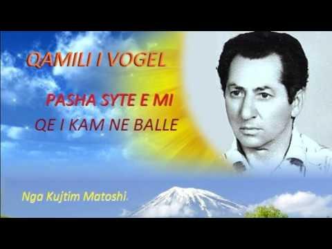 QAMILI I VOGEL- PASHA SYTE E MI. V 1972.