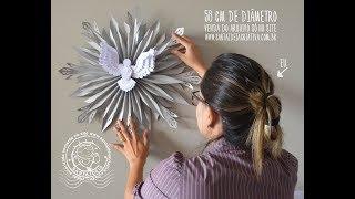 Montagem Mandala Espírito Santo Santa Ideia