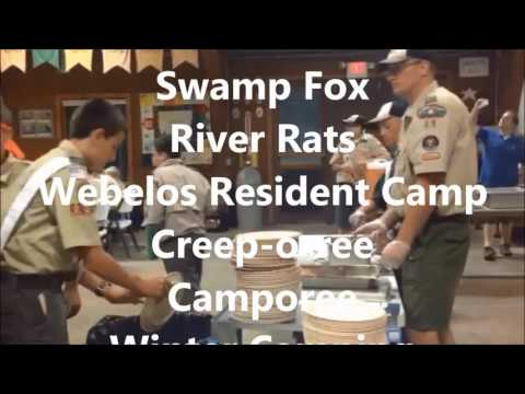 2017 Potawatomi Area Council Friends of Scouting video