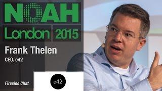 Frank Thelen, e42 - NOAH15 London