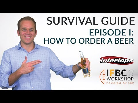 International Football Betting Conference Survival Guide | Ordering Beer