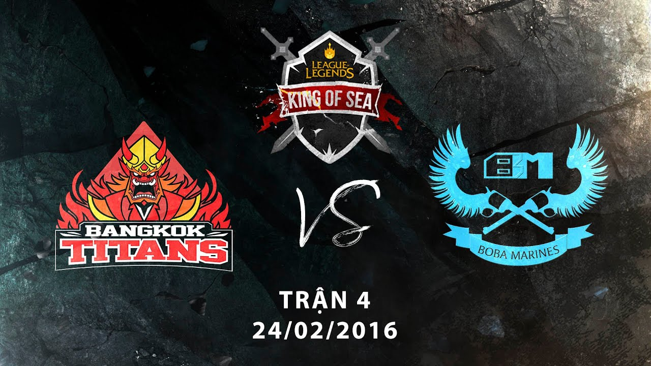 [24.02.2016] BKT vs BM [KingOfSea 2016][Ván 4]
