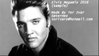 Gambar cover Elvis Presley Megamix 2016 (sample)