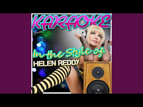 You And Me Against The World (In The Style Of Helen Reddy) (Karaoke Version)