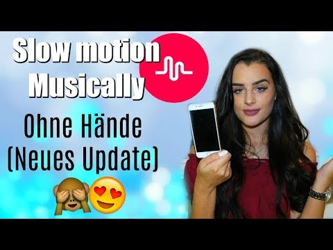 Slow motion Musical.ly ohne Hände (Neues Update) |Cecelicious