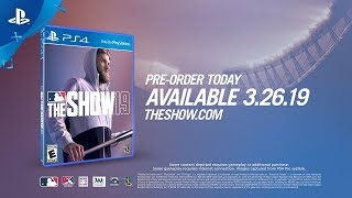 MLB The Show 19 - Road To The Show Trailer