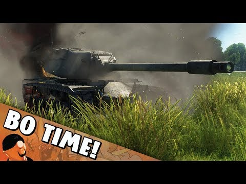 "War Thunder -  M103 ""Everything That Can Go Wrong"""