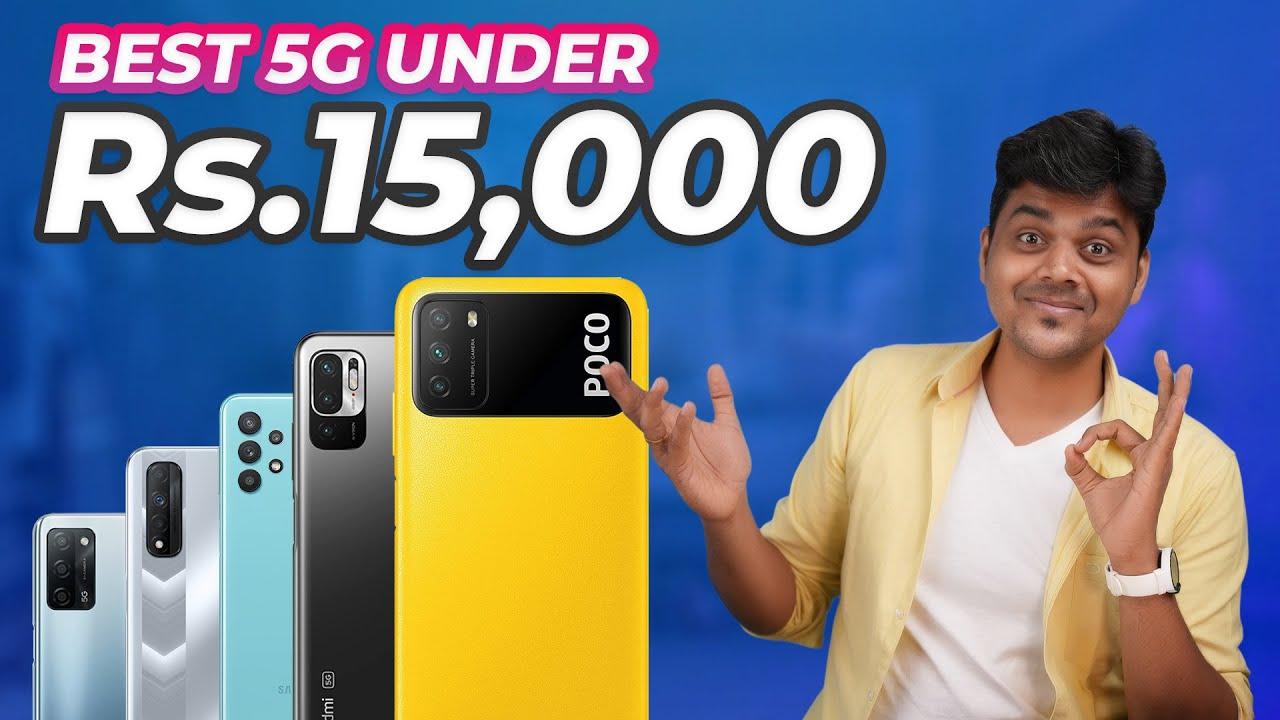 Download Top 5 Best 5G Mobile Phones Under ₹15000 Budget 🔥🔥🔥 September 2021 | Tamil Tech