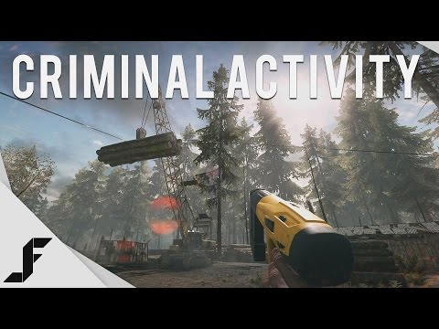 Battlefield Hardline Criminal Activity - First Impressions + New Phantom Program?
