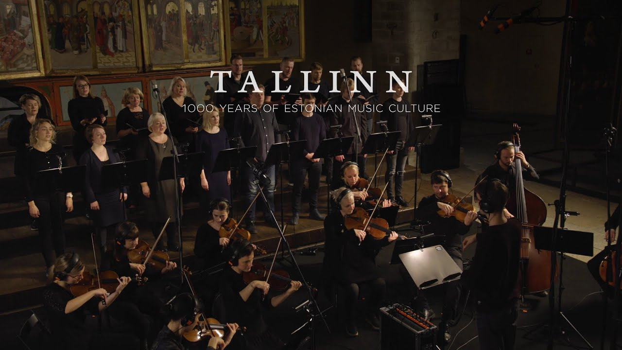 Tallinn: 1000 years of Estonian music culture