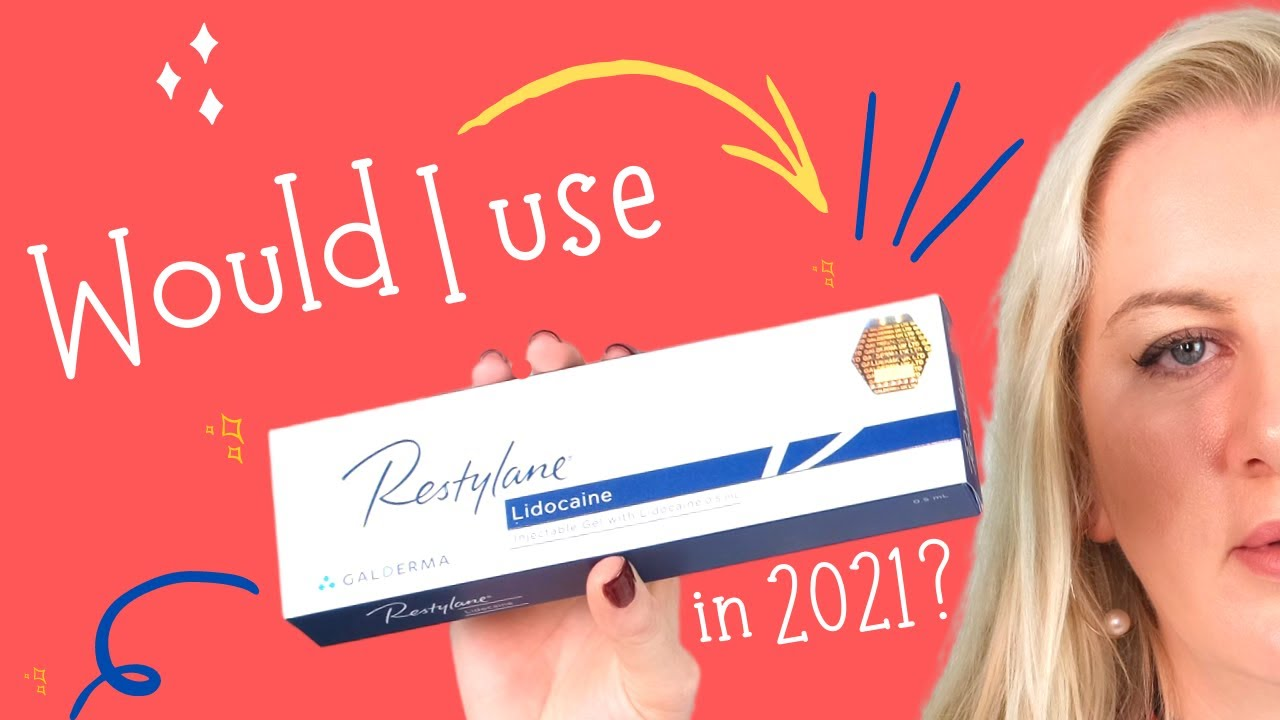 Would I Use Restylane In 2021? Dermal Filler Review With Before And After Photos