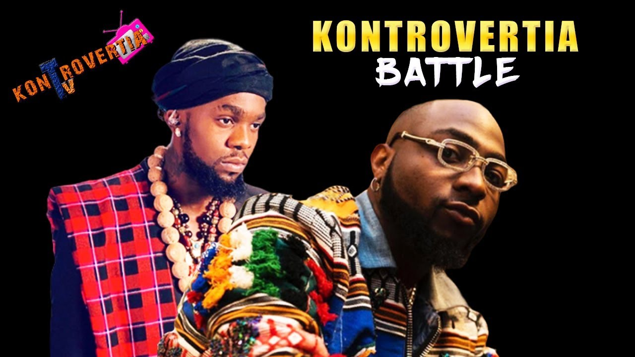 Kontrovertia Battle Davido And Patoranking (Episode 1) - Nigerian music 2020|Davido|Patoranking