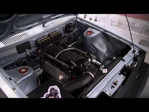 LS1 Mitsubishi Sigma RYCO O2 Rush Filter Video.