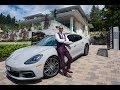 Styled for Living: Porsche Panamera x Style by Sarai