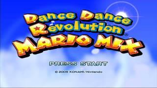 GameCube Longplay [001] Dance Dance Revolution: Mario Mix