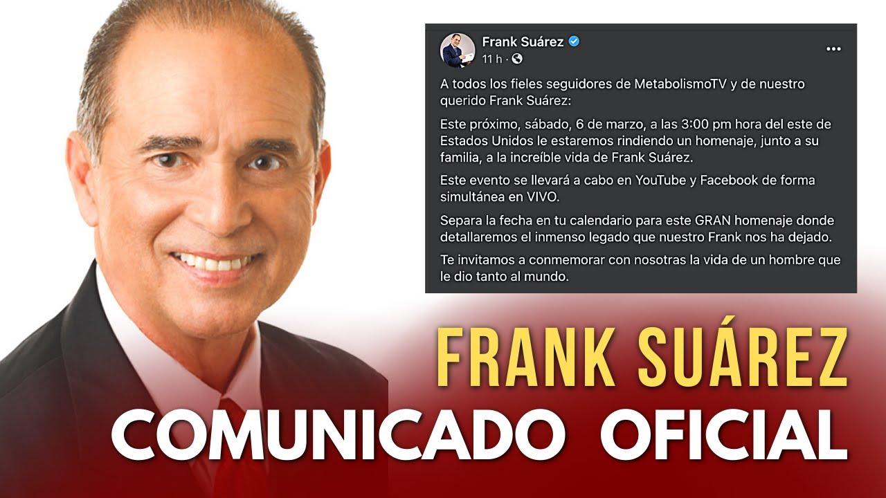 ? La demanda legal por el caso Frank Suárez (Última Hora)