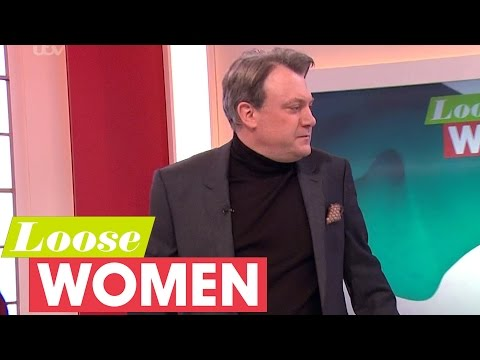 Ed Balls Gets A Makeover! | Loose Women