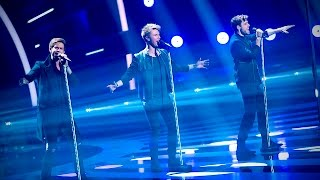 Lighthouse X Soldiers Of Love Dansk Melodi Grand Prix 2016 DR1