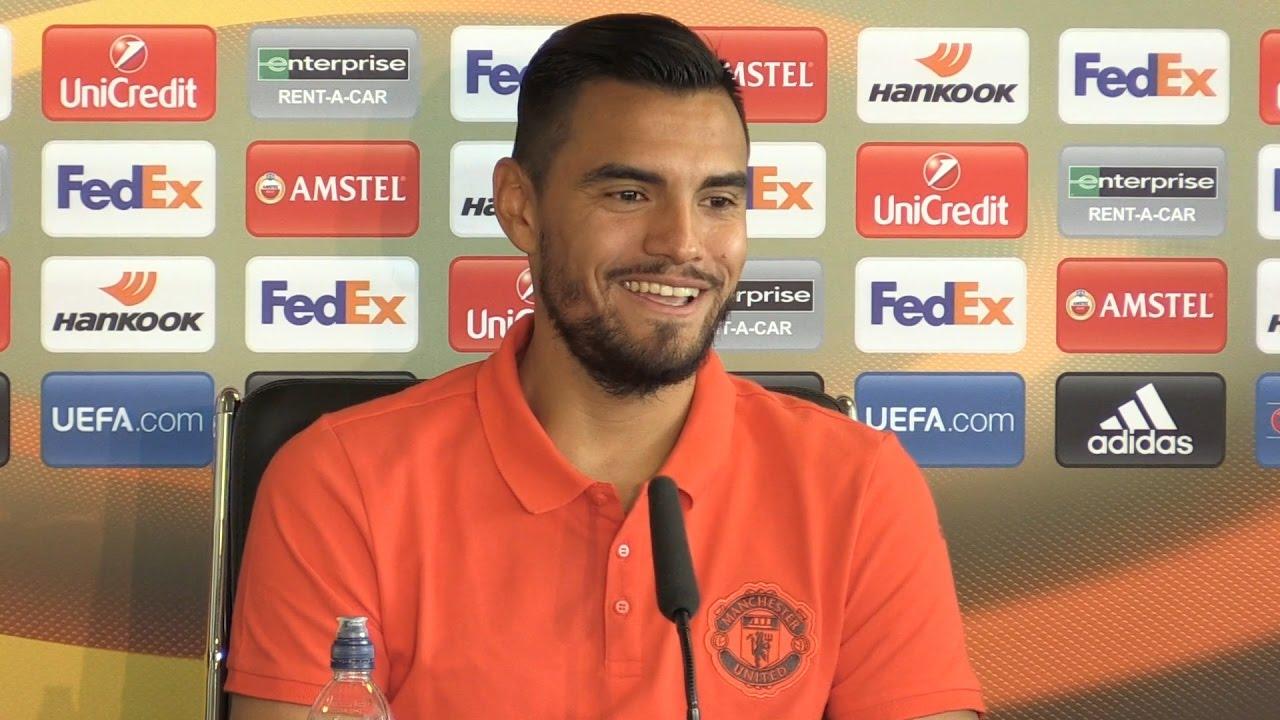Man United's Sergio Romero will start Europa League final - Jose Mourinho