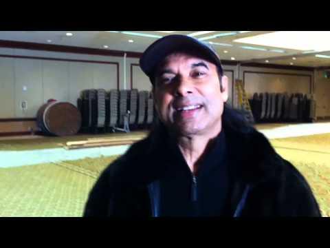 Bikram Choudhury talk watches!!!