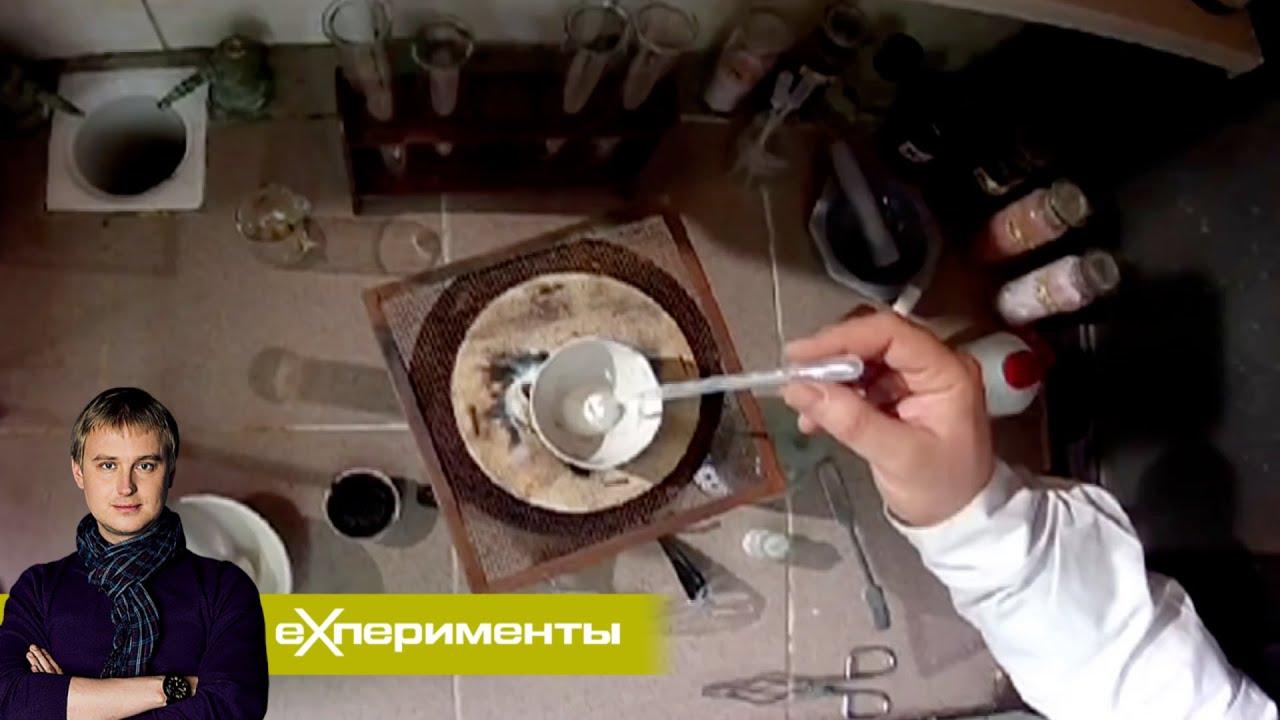 Сжечь всё! | EXперименты с Антоном Войцеховским. Все выпуски
