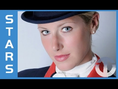 Olympic Dressage Champion Laura Tomlinson on Trans World Sport