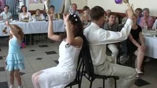 Семейные туфли на свадьбе
