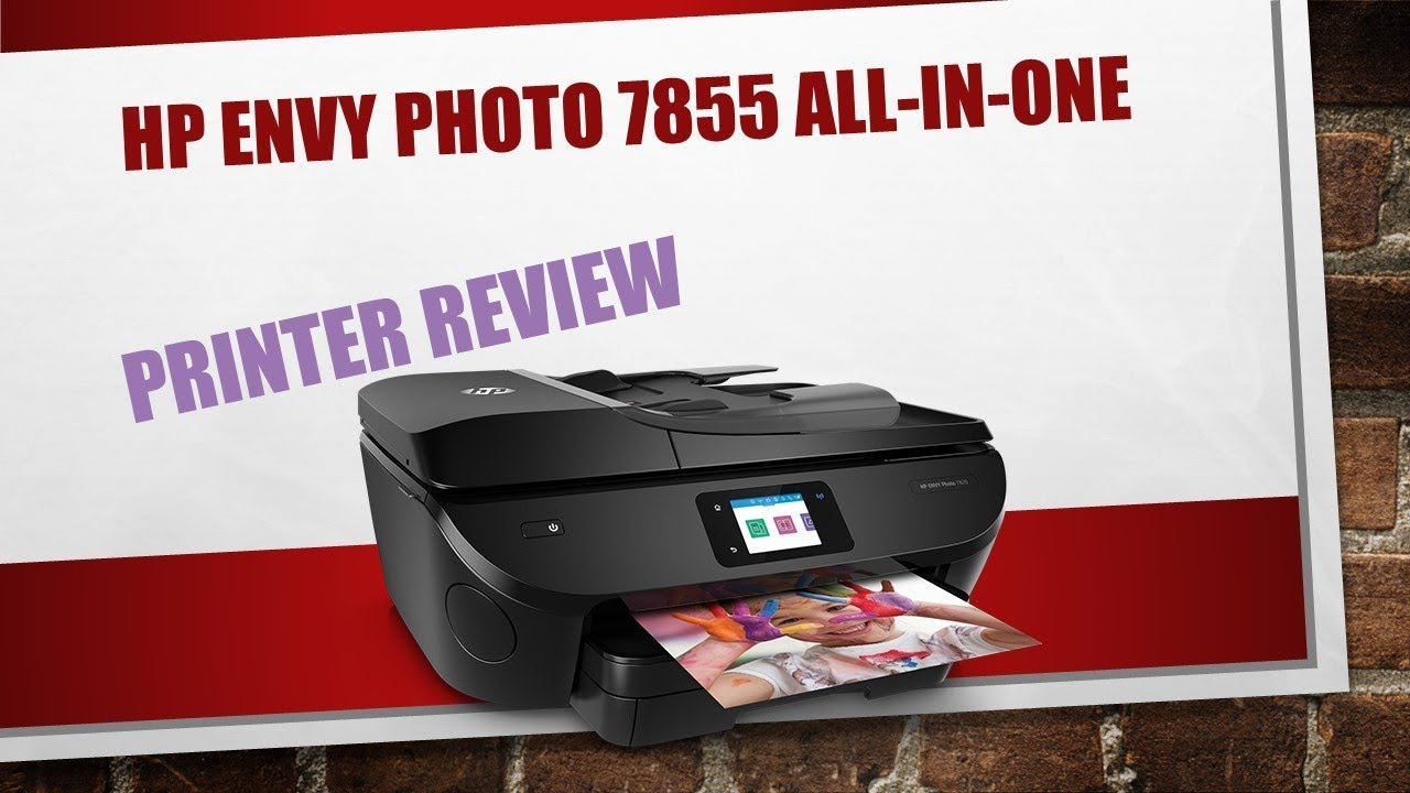 Why You Should Buy The Hp Envy Photo 7855 7864 7830 7820 All