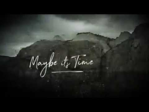 Sixx:A.M. Maybe It's Time (Lyric Video)