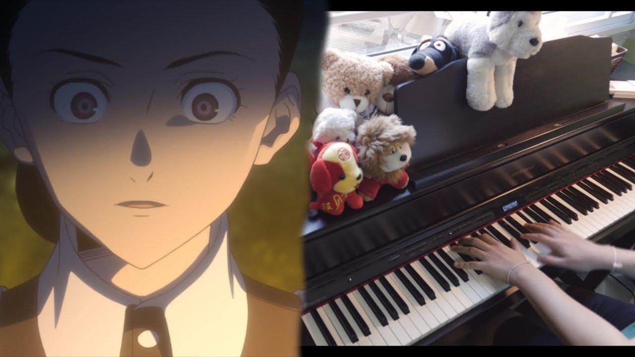 Yakusoku no Neverland Ep 12 OST -  Main Theme (Piano & Orchestral Cover) #1