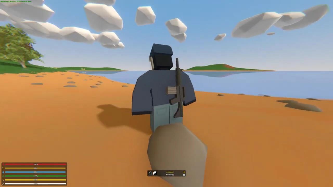 Pickpocket - RocketMod 4 Plugin for Unturned 3