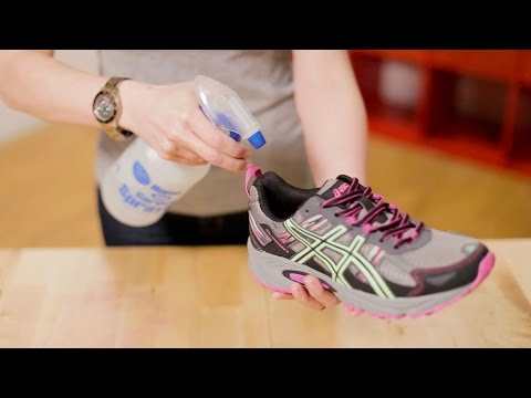 How to Make an At Home Shoe Deodorizer